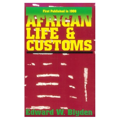African Life and Customs