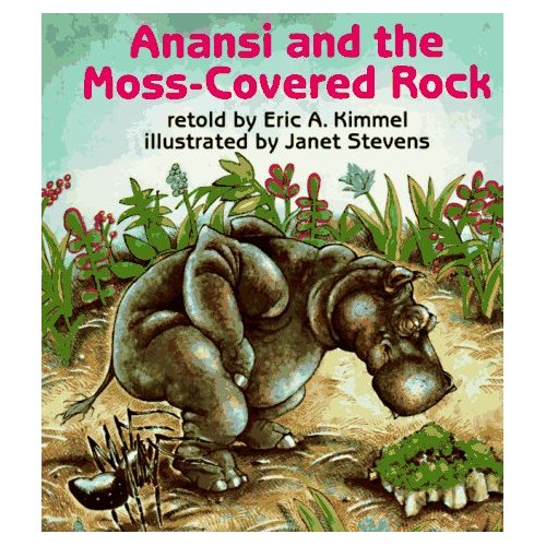 Anansi & the Rock-Covered Moss