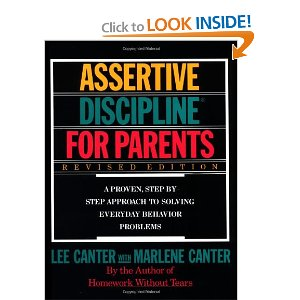 Assertive Discipline for Parents