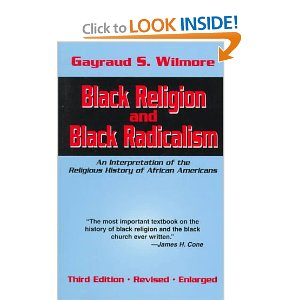 Black Religion and Black Radicalism