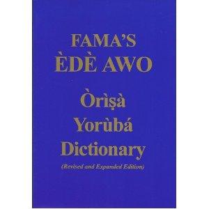 FAMA'S Ede Awo