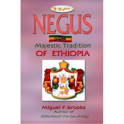 NEGUS Majestic Tradition of Ethiopia