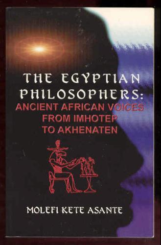 The Egyptian Philosophers