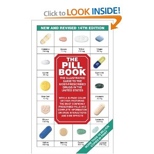 Product Details The Pill Book (14th Edition)