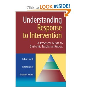 Understanding Response to Intervention