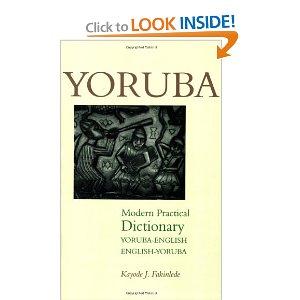 Yoruba-English/Engli... Modern Practical Dictionary