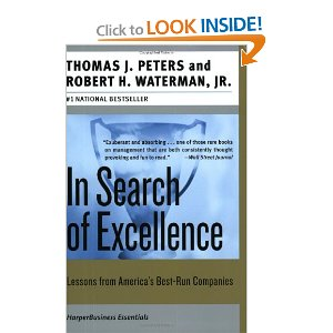 In search of excellence dare books publicscrutiny Gallery